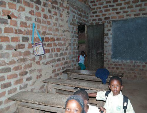 Wees Project; Renovatie en Reparatie Weeshuis Elfaith in Mukono, Oeganda